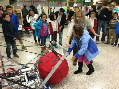Mason Science Night 2015